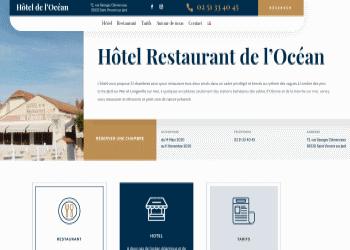 Hotel Restaurant Ocean