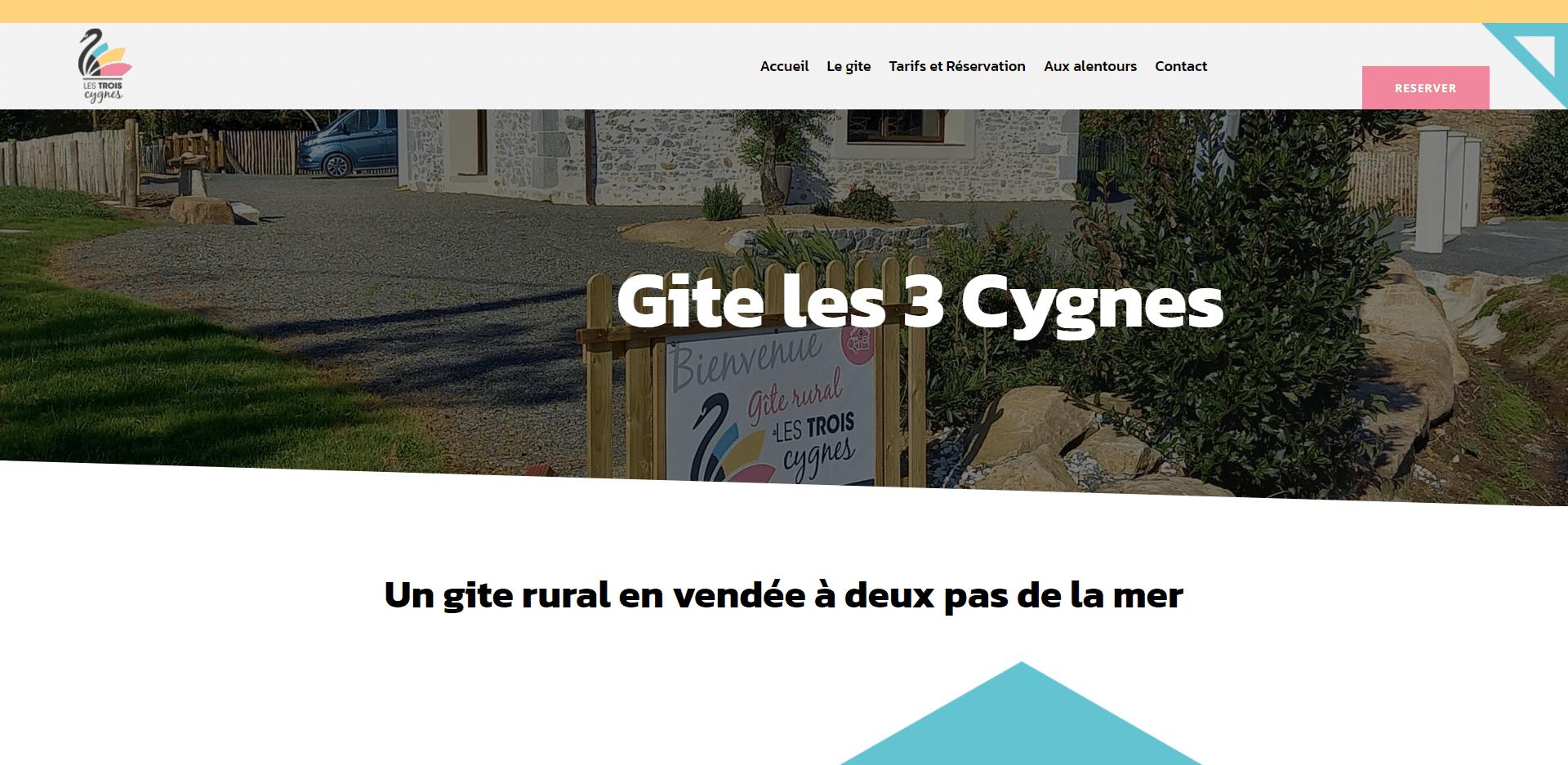 Gite Les 3 Cygnes