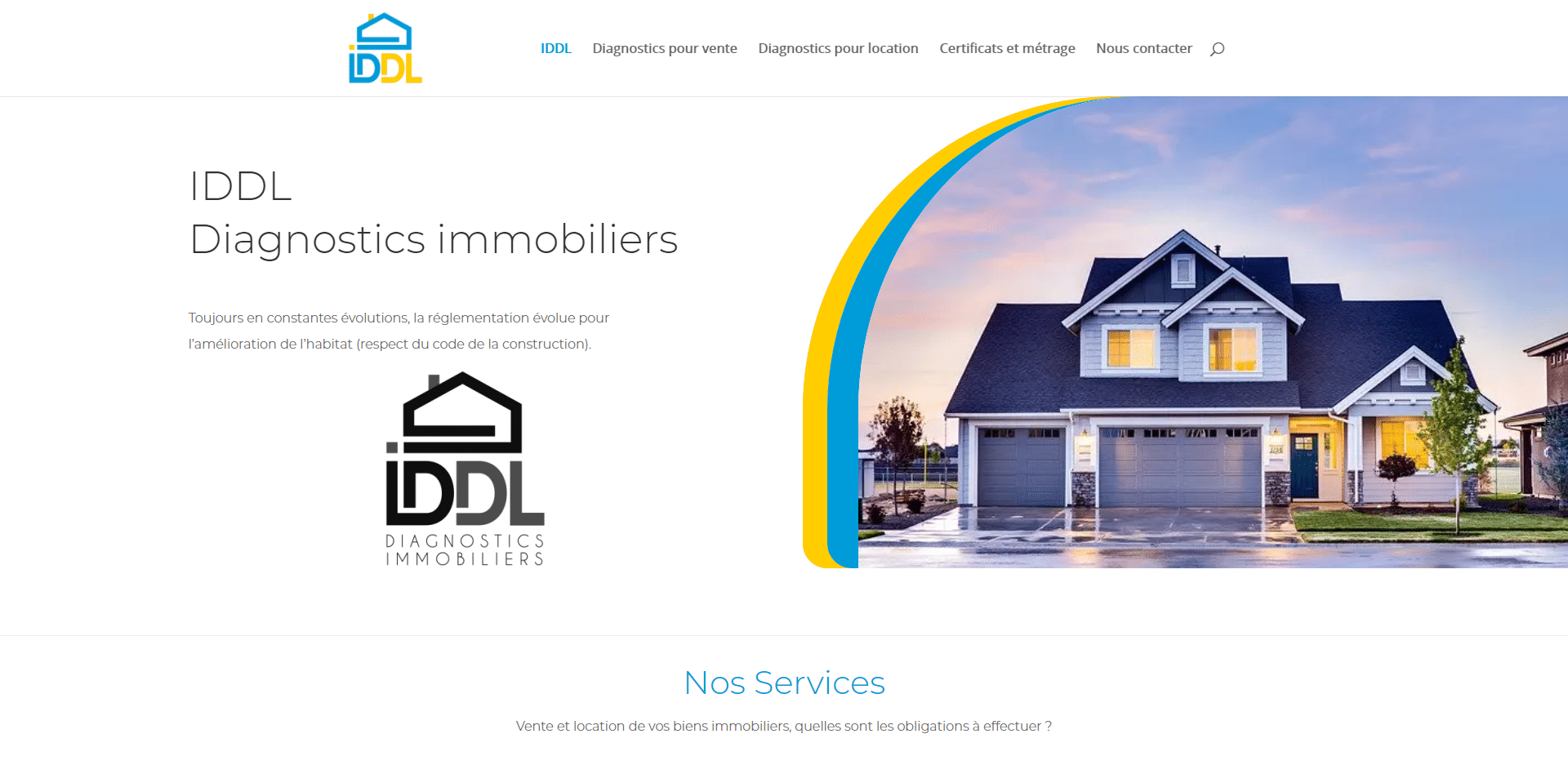 IDDl Diagnostics Immobiliers